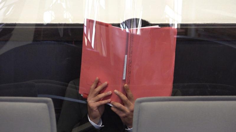 Prozess gegen Liebhaber (Foto: SAT.1 NRW)