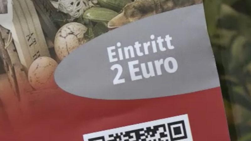 Fußgängerzone kostet Eintritt (Foto: SAT.1 NRW)