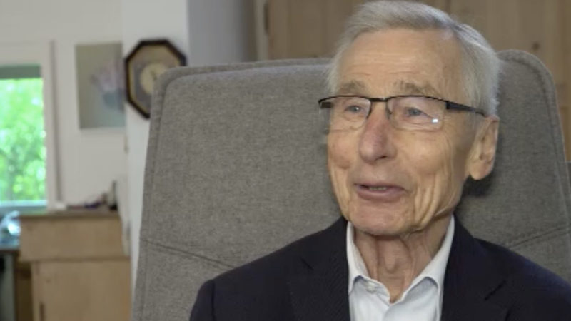 Wolfgang Clement ist tot (Foto: SAT.1 NRW)