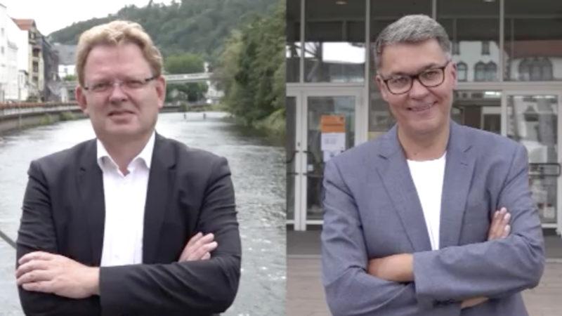 Hollstein vs. Westphal - Wer macht das Rennen? (Foto: SAT.1 NRW)
