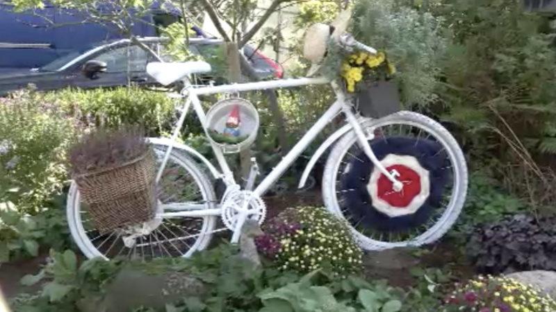 Geheimnisvolle Fahrräder (Foto: SAT.1 NRW)