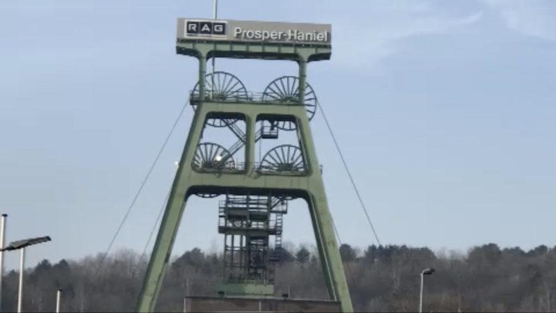 Streit um Zechenturm (Foto: SAT.1 NRW)