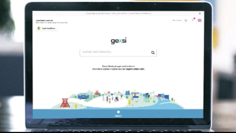 """Suchmaschine """"Gexsi"""" fördert soziale Projekte (Foto: SAT.1 NRW)"""