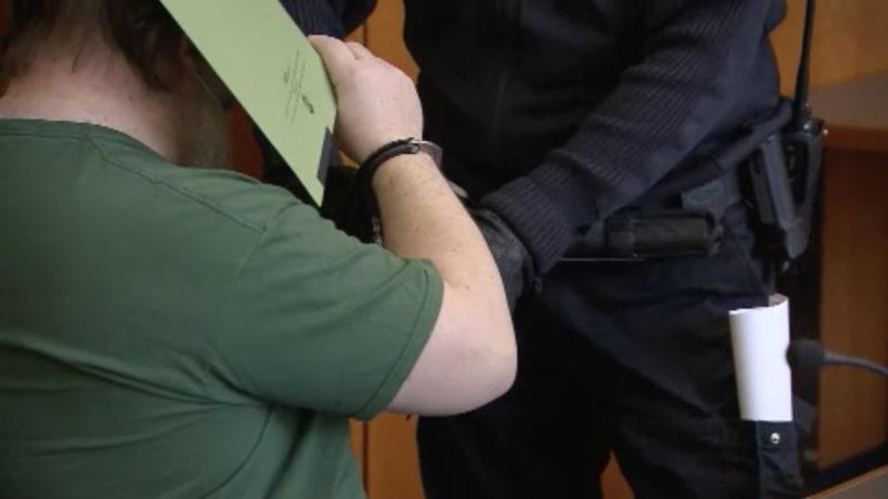 Prozess: Walter S. soll fünf Mädchen missbraucht haben (Foto: SAT.1 NRW)