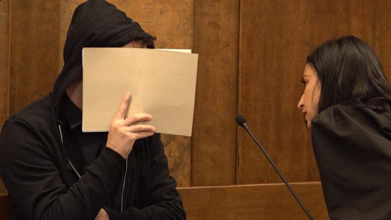 Prozess um getötete Mine O. (Foto: SAT.1 NRW)