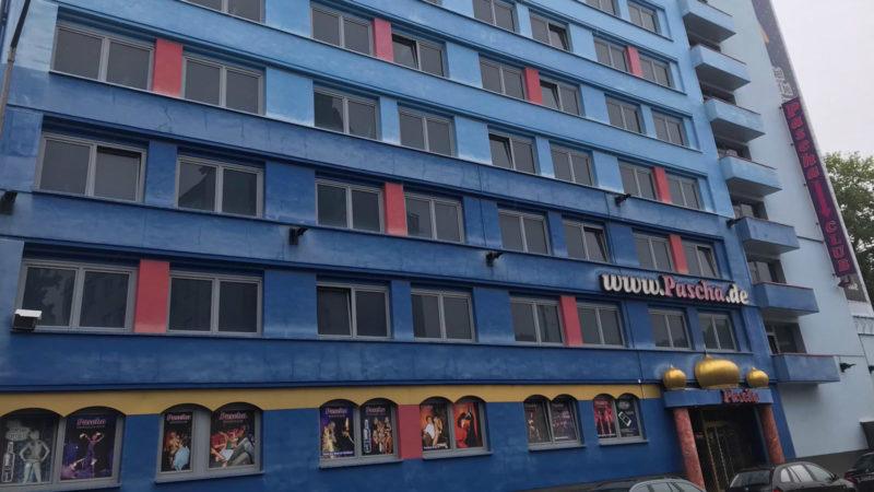 Pascha bietet Schlafplatz für Obdachlose (Foto: SAT.1 NRW)