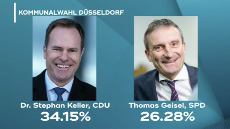 Stichwahlen in NRW (Foto: SAT.1 NRW)