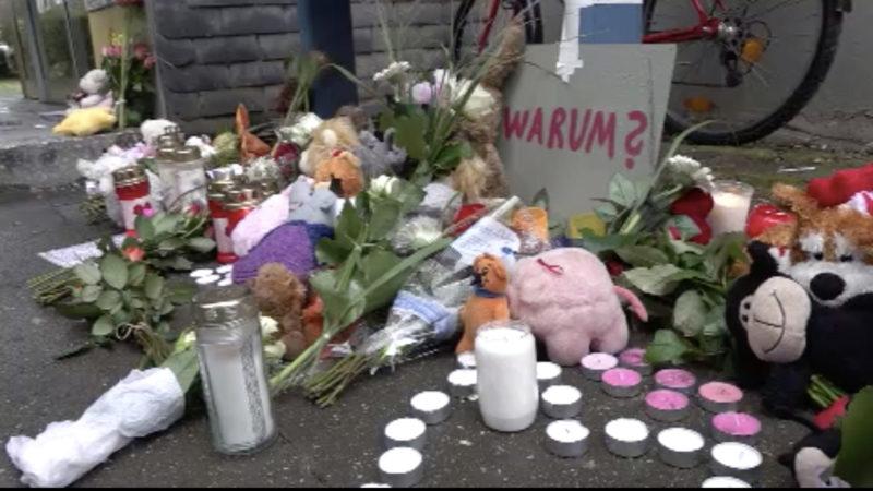 Solingen trauert um die toten Kinder (Foto: SAT.1 NRW)