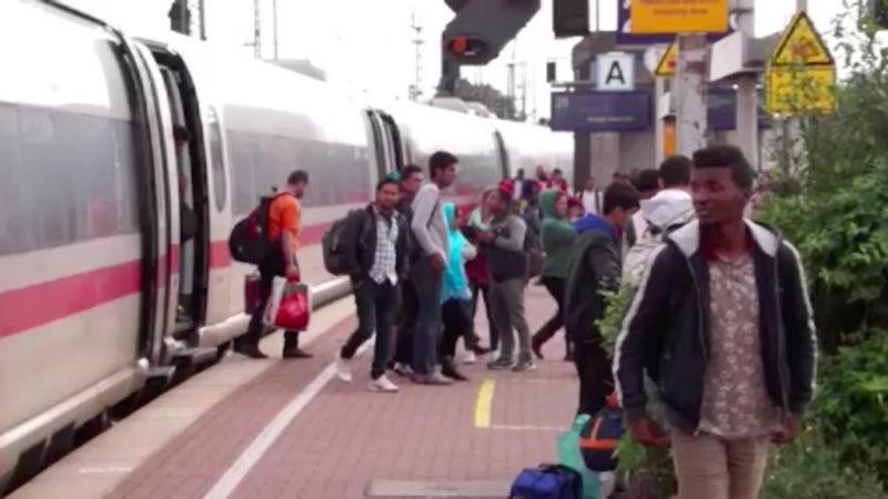 Train of hope - 5 Jahre später (Foto: SAT.1 NRW)