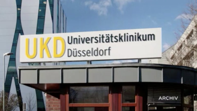 Hackerangriff auf Uniklinikum Düsseldorf aufgedeckt (Foto: SAT.1 NRW)