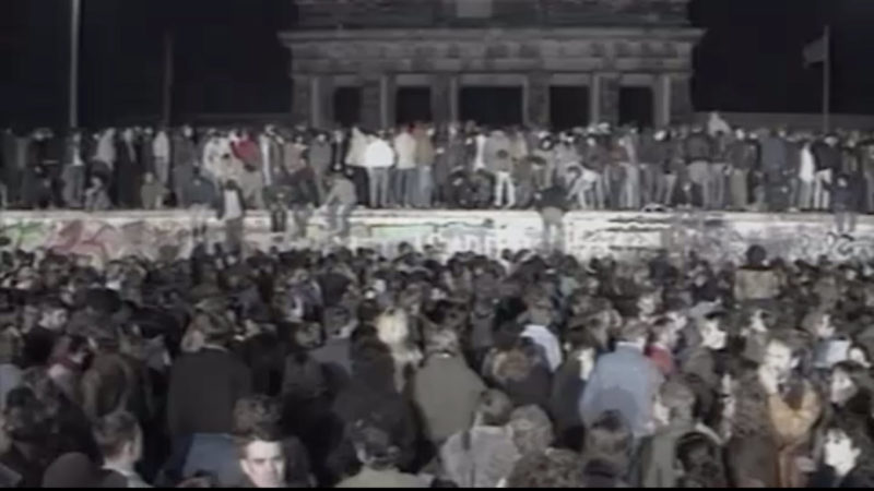 30 Jahre Wiedervereinigung (Foto: SAT.1 NRW)