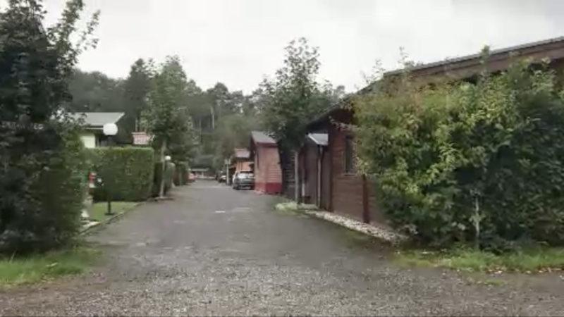 Illegales Wohnen auf Campingplatz (Foto: SAT.1 NRW)
