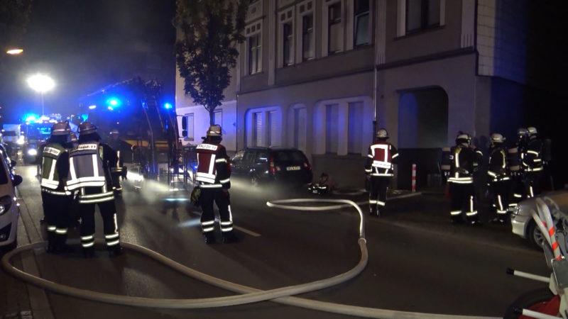Feuerteufel in Dortmund (Foto: SAT.1 NRW)