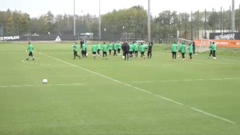 Vorbereitung: Borussia Mönchengladbach trifft auf Inter Mailand (Foto: SAT.1 NRW)