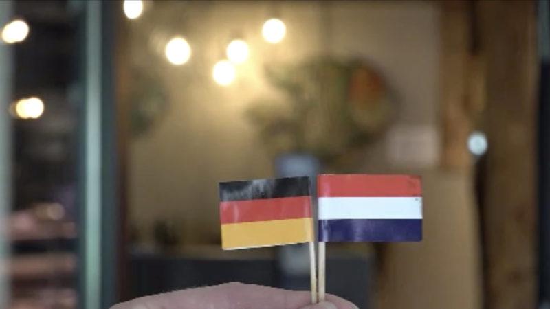 Restaurant auf deutsch-niederländischer Grenze (Foto: SAT.1 NRW)
