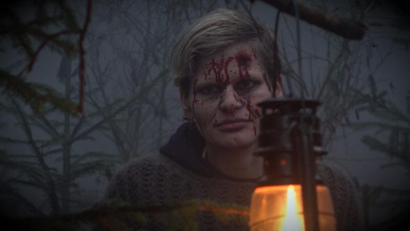 Horror-Nacht im Wald (Foto: SAT.1 NRW)