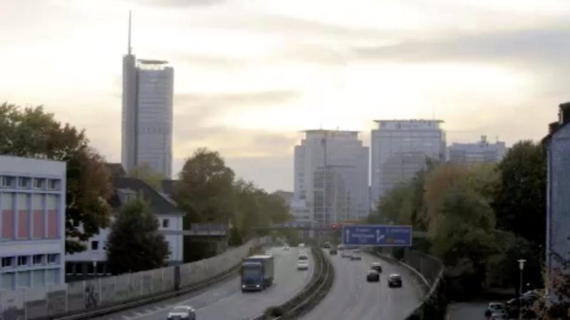 Essen will olympisches Dorf bauen (Foto: SAT.1 NRW)