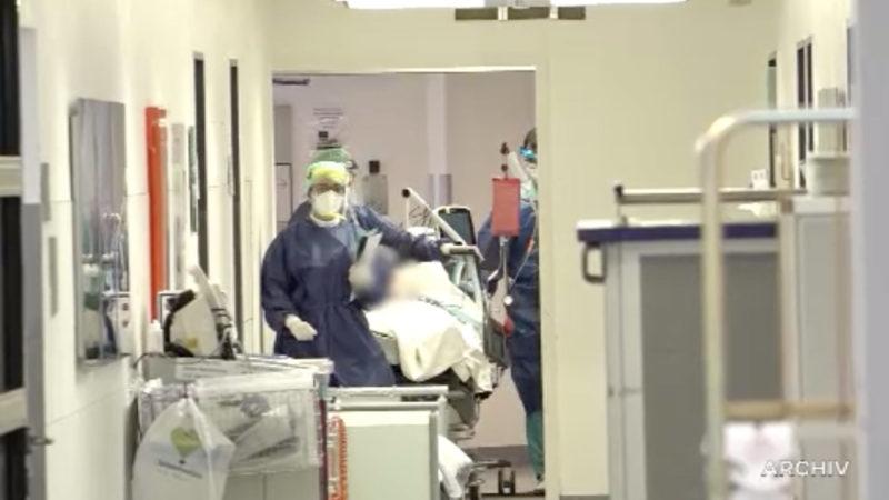 Fachkräftemangel in der Intensivpflege (Foto: SAT.1 NRW)