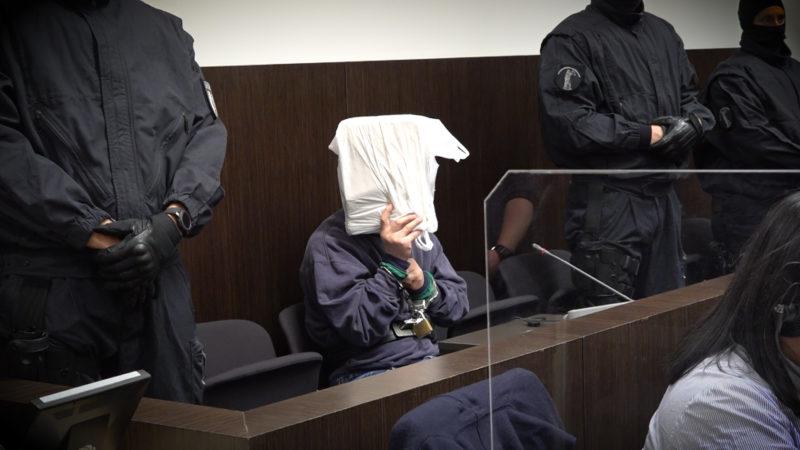 Verurteilter Mörder hört im Gefängnis nicht auf Straftaten zu begehen (Foto: SAT.1 NRW)
