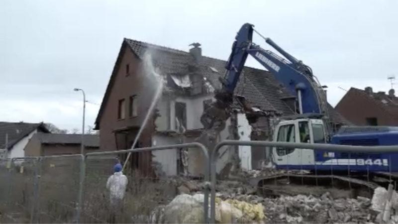 Morschenich-Alt wird abgerissen (Foto: SAT.1 NRW)