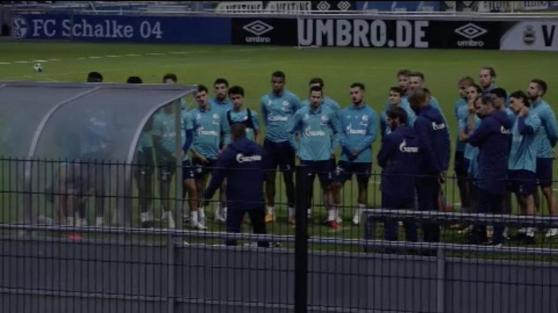 Schalke will Derby-Sieg gegen Dortmund (Foto: SAT.1 NRW)