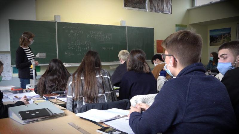 NRW-Schulen öffnen schrittweise wieder (Foto: SAT.1 NRW)