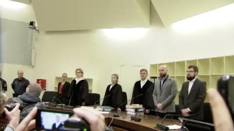 Todespfleger verurteilt (Foto: SAT.1 NRW)