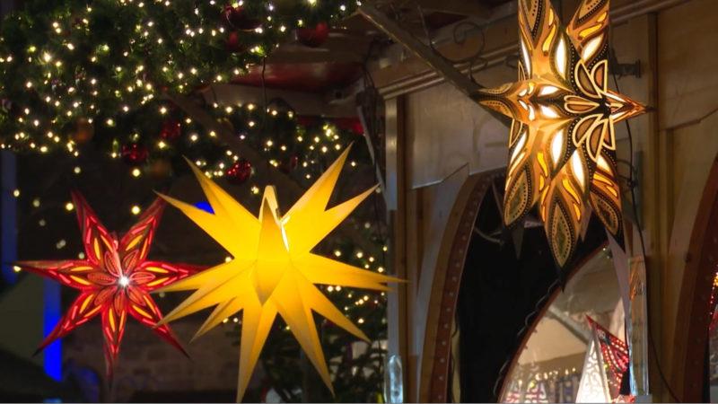 Weihnachtsmärkte in NRW während Corona (Foto: SAT.1 NRW)
