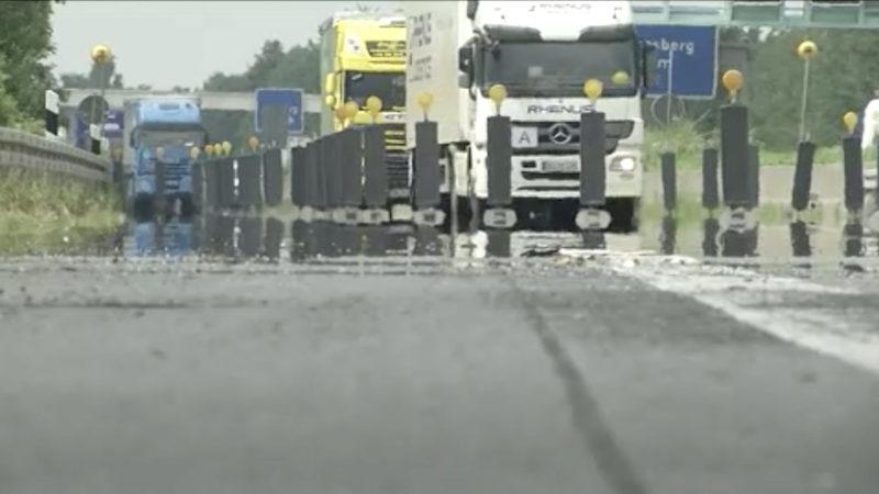 Mehr Geld für Verkehr (Foto: SAT.1 NRW)