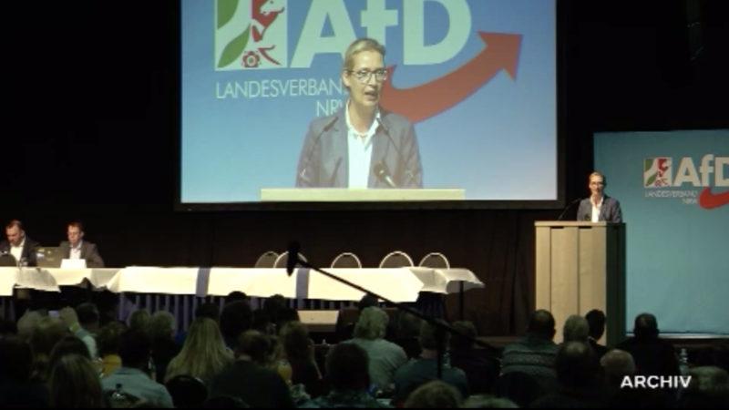 AFD-Parteitag mit 600 Personen geplant (Foto: SAT.1 NRW)