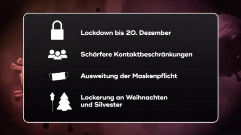 Lockdown geht in Verlängerung (Foto: SAT.1 NRW)