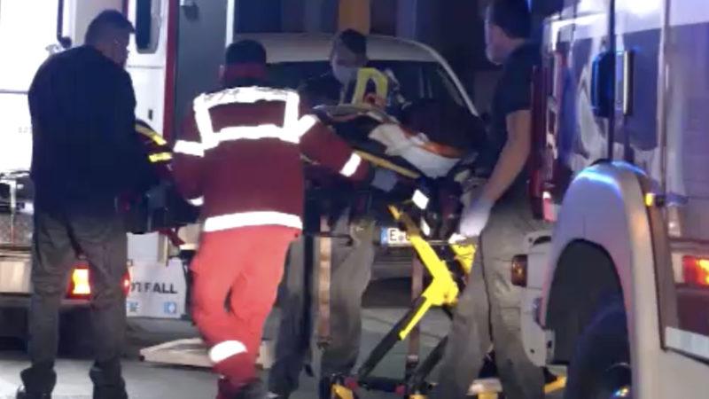 Fahrerflucht in Essen - Unfall oder Mordversuch? (Foto: SAT.1 NRW)
