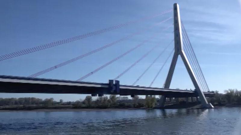 Nächste Brücke bröckelt (Foto: SAT.1 NRW)