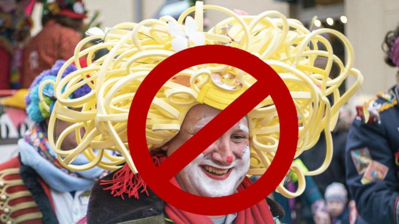 Kaum Corona-Verstöße zum Karnevalsauftakt (Foto: SAT.1 NRW)
