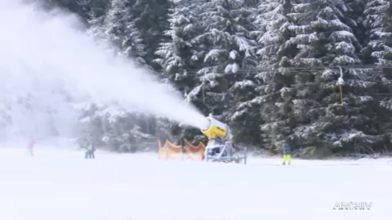 Corona legt Wintersport lahm (Foto: SAT.1 NRW)