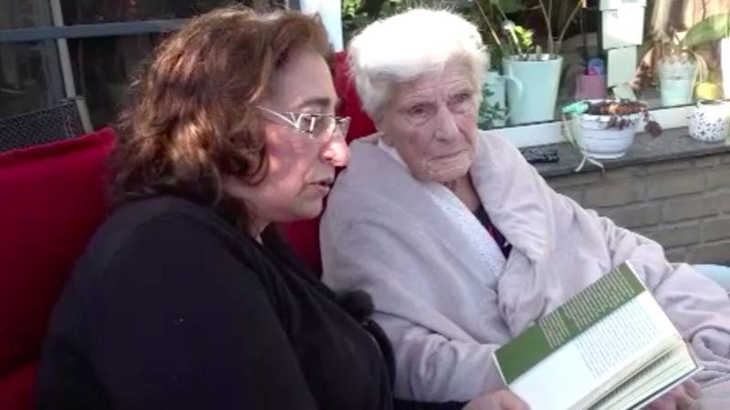 Pflegerin nimmt Seniorin bei sich auf (Foto: SAT.1 NRW)