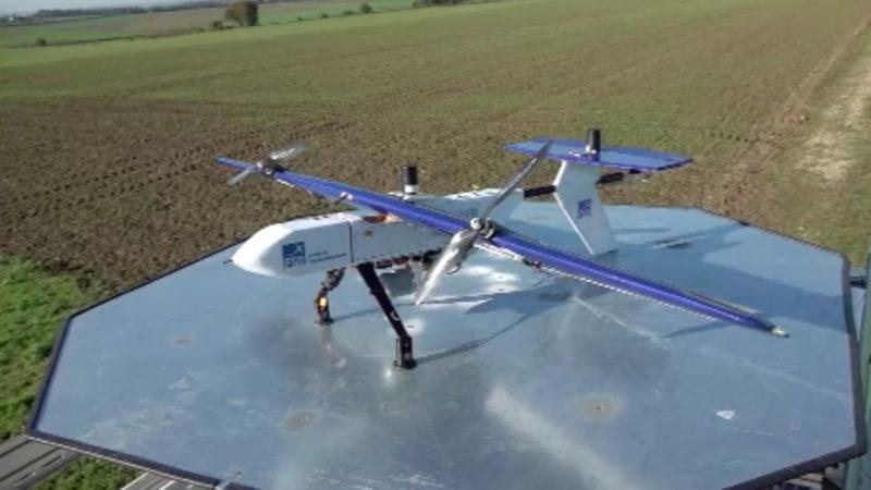 Drohnensystem soll Rettungskräfte unterstützen (Foto: SAT.1 NRW)
