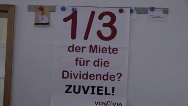 Vonovia klagt gegen Mieter (Foto: SAT.1 NRW)