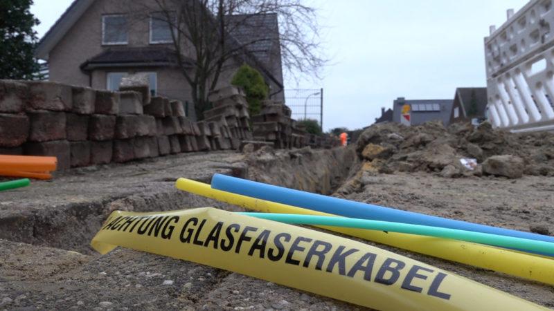 Glasfaser für ganzes Dorf in 24 Stunden (Foto: SAT.1 NRW)