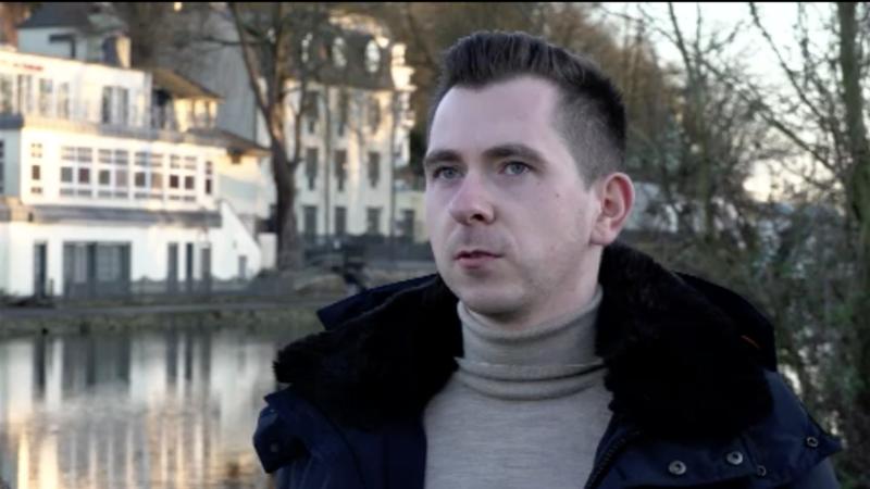 27-Jähriger rettet Vierjährigen aus der Ruhr (Foto: SAT.1 NRW)