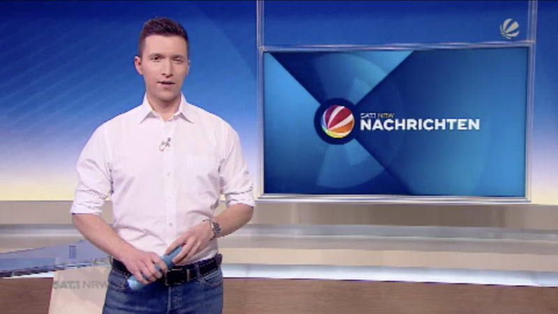 Razzia gegen Kinderpornografie in NRW (Foto: SAT.1 NRW)