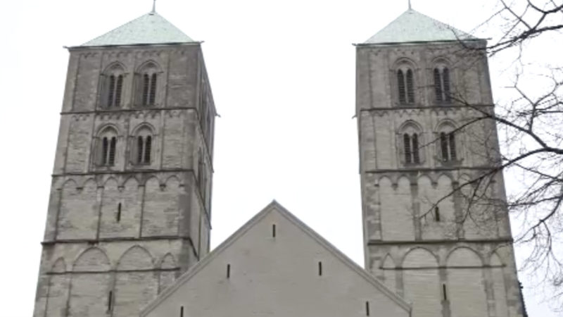 Forschungsprojekt zum Missbrauch im Bistum Münster (Foto: SAT.1 NRW)