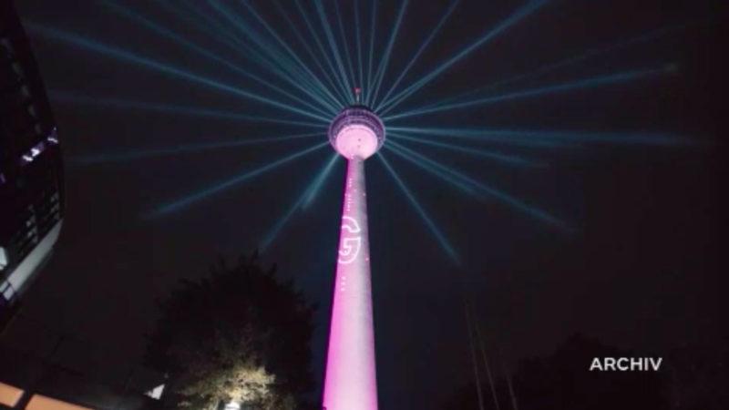 Streit um Lichtshow (Foto: SAT.1 NRW)