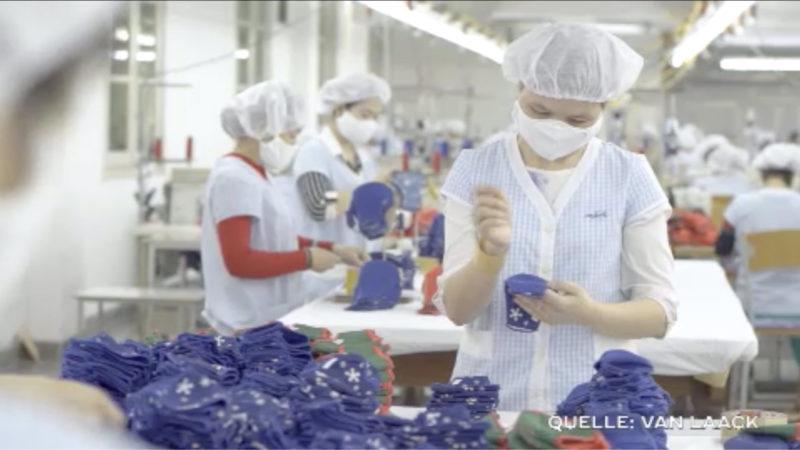 Streit um Millionen-Auftrag für Masken (Foto: SAT.1 NRW)