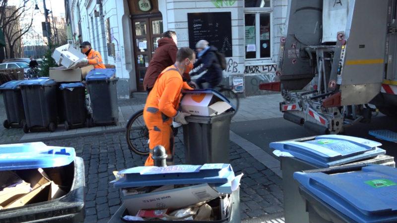 Papierwahnsinn (Foto: SAT.1 NRW)
