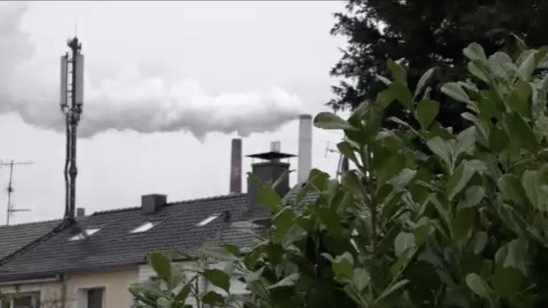 Skandal um Öl-Leck bei Kölner Shell-Raffinerie (Foto: SAT.1 NRW)