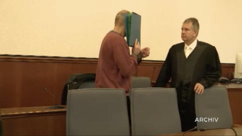 Vergewaltiger zu 10 Jahren Haft verurteilt (Foto: SAT.1 NRW)