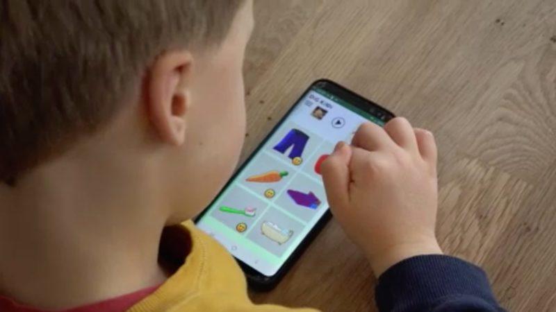 Spiel-App für Kinder gegen Langeweile (Foto: SAT.1 NRW)