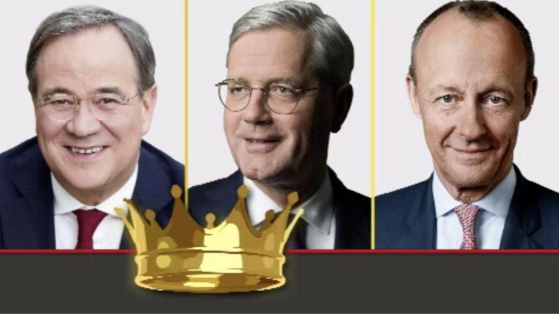 Kandidatencheck (Foto: SAT.1 NRW)
