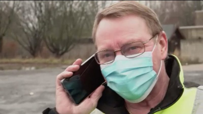 Falsche Nummer: LKW-Fahrer erhält Impftermin-Anrufe (Foto: SAT.1 NRW)